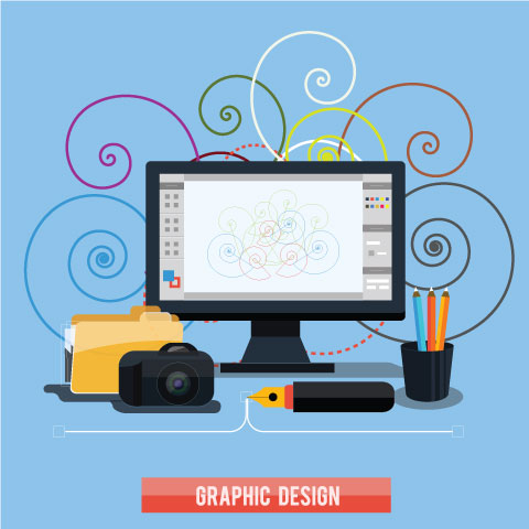 Graphic Design by IAA